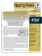 Crime Mapping News Vol 3 Issue 4 (Fall 2001)