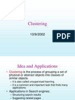f02 Clustering