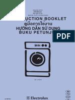 EW1290W & EWF 1292_Manual Instruction_IDH