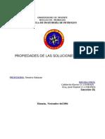 Propiedades Da Las Soluciones Salinas Omaira