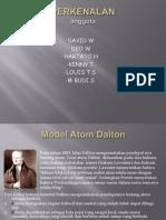 Teori Atom Dalton
