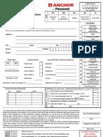 IIID Anchor Awards 2012 Registration Form
