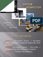 Pembelajaran Komputer Kelas X Semester 1