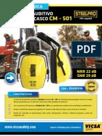 Ficha Auditivo Cm501