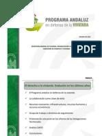 20121025 Programa Andaluz en Defensa de La Vivienda