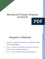 Material Properties Engineering Materials Lect 04