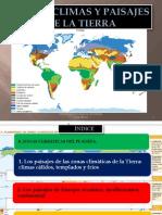 Tema 2 Climas y Paisajes de La Tierra [Autoguardado]
