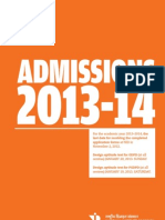 Nid 2013 Brochure