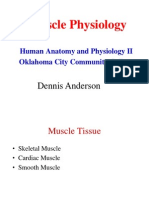 29674 Muscle Physiology