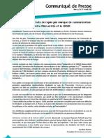Communiqué de presse IAL RU PACES du 17.04.2012
