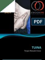 Presentazione Di TUINA