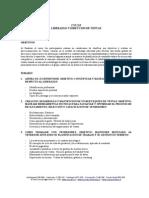 Curso CYS 213 - Liderazgo y Dirección de Ventas