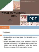 Proses Penyembuhan Luka (DT)