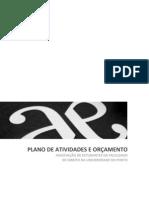 Plano de Atividades . AEFDUP