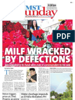 Manila Standard Today - Sunday (October 28, 2012) Issue