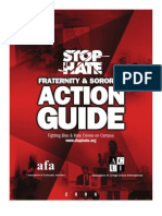 Stop Hate Action Guide
