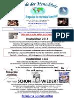 1935 Nürnberger Gesetze - 2012 Zwangsbeschneidung-Legalisierungs-Gesetz - Expose -