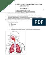 Proceduri Utilizate in Recuperarea Bolnavului de Astm Bronsic