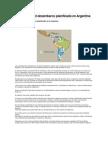 Los EE.uu. y El Desembarco Planificado en La Argentina