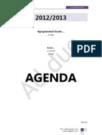 Agenda Adduo