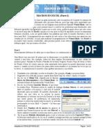 Macros en Excel Adaptado Eafit (Nogales)