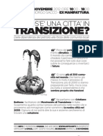 Manifesto Transizione