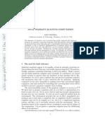 Fault-Tolerant Quantum Computation - 9712048v1