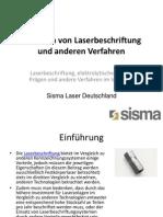 Vergleich Von Laserbeschriftung Und Anderen Verfahren