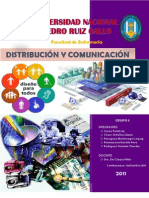 MONOGRAFÍA MARKETING DISTRIBUCIÓN Y COMUNICACIÓN-ENFERMERÍA