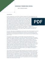 Musharakah Financing Model