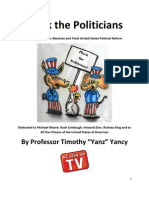 Pluck the Politicians 2012 Final Edition