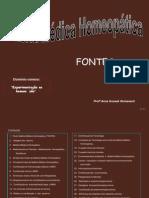 Materia Homeopatica