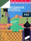 Ambitos de La Geografia Politica - Joan Eugeni Sanchez (CAP 3)