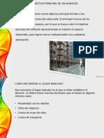 localizacion y distribución de un almacen
