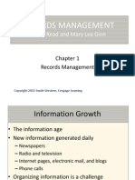 CH01 Records Management