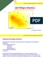 Analisis Del Peligro Sismico