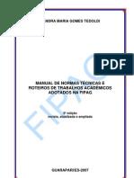 Manual Normas Tecnicas