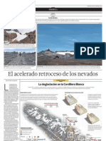 El Acelerado Retroceso de Los Nevados