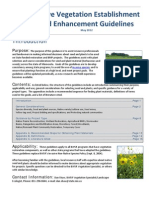 Native Vegetation Establishment and Enhancement Guidelines - Minnesota