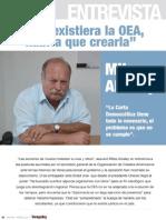 Entrevista Milos Alcalay