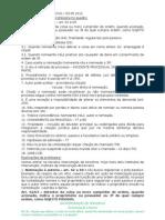 03 05 Intervenção Terceiros.Nomeação autoria. Chamamento Processo