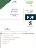 Hemofilia Adquirida . Dr. Santiago Bonanad. INFOHEMO 2012. 25.10.12