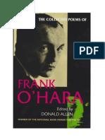 MODCON Frank O'Hara