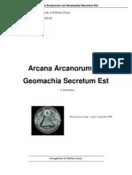 Arcana Arcanorum Vel Geomachia