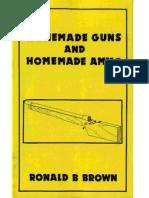Homemade Guns and Homemade Ammo - Brown