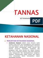 II. Ketahanan Nasional