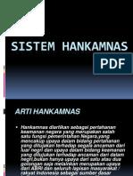V. Sistem Hankamnas
