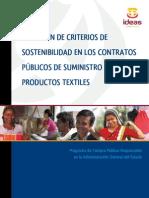 Compra Publica Responsable Administracion Producto Textil
