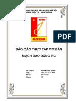 Bao Cao Mach Dao Dong RC