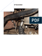 Oka 224 Intercooler & Pyrometer
